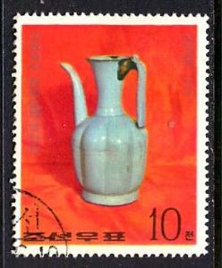 Korea N.: 1977: Sc. # 1593; O/Used CTO Single Stamp