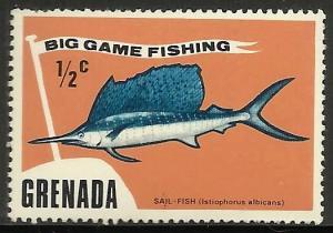 Grenada 1975 Scott# 603 MNH