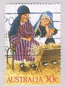 Australia Nativity 30c (AP119016)
