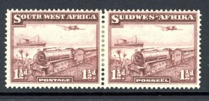 South West Africa 110 MH 1937