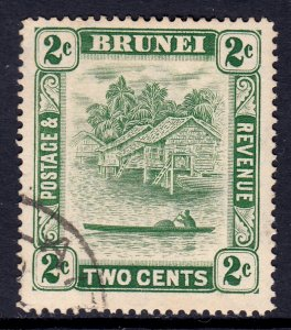Brunei - Scott #45 - Used - SCV $1.25