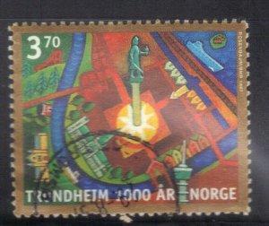 NORWAY SC# 1168 *USED* 3.70k  1997      SEE SCAN 4