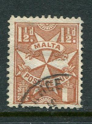 Malta #J13 Used - Penny Auction