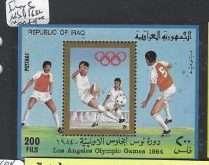 IRAQ   (PP3112B)  OLYMPICS SG MS 1632   MNH