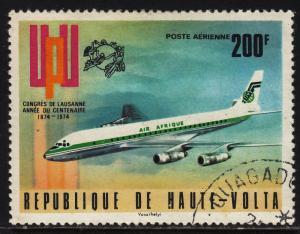 Burkina Faso C190 Air Afrique 707 1974