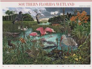 4099 39c Southern Florida Wetland