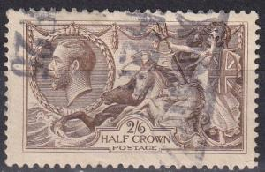 Great Britain #179 F-VF Used  CV $75.00 Z779