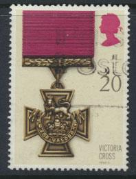 Great Britain SG 1517  Used  - Gallantry Awards / Medals
