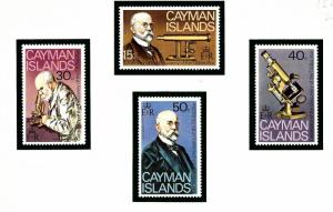 Cayman Is 482 85 MNH 1982 Medical Discovery