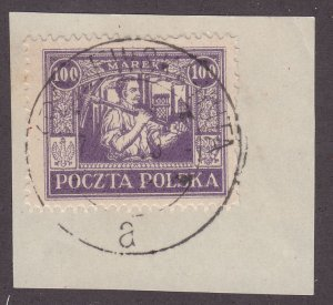 Poland 188 Miner  1922