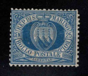 San Marino Scott 14 MNH** 1899 stamp
