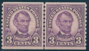 US Scott #600LP Mint, VF, NH