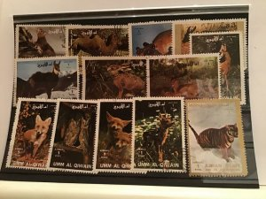 Wild animal  stamps R21594