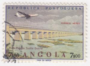 Angola, SW537, MH, 1965, Structures
