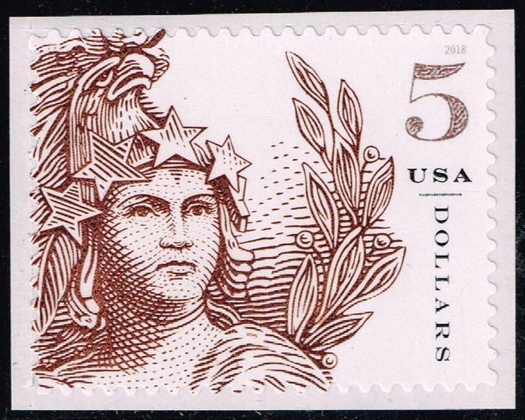 US #5297 Statue of Freedom; MNH (10.00) (5Stars)