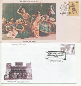 INDIA FDC Covers Mixture (Appx 20 Items) Ac1014