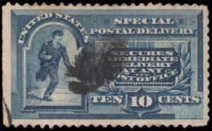 United States E2 used