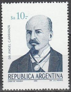 Argentina #1457  MNH (S1612)
