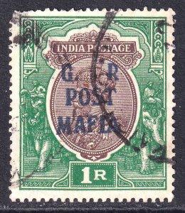 MAFIA ISLAND GERMAN EAST AFRICA NL88 CDS F/VF $825 SCV