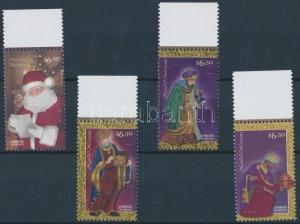 Mexico stamp Christmas margin set MNH 2009 Mi 3540-3543 WS163658