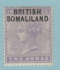 SOMALILAND PROTECTORATE 3  MINT HINGED OG * NO FAULTS VERY FINE!