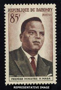 Dahomey Scott 140 Mint never hinged.