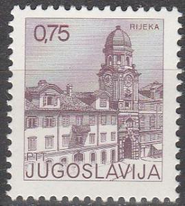 Yugoslavia #1244   MNH (K817)