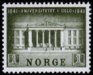 Norway Scott 246 (1941) Mint VLH VF C