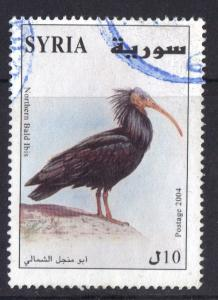 Syria 2004  used  ibis   complete