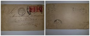 O) 1903 CUBA, SPANISH ANTILLES, ROYAL PALMS , XF