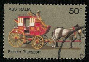 Australia, 50 c (T-7450)