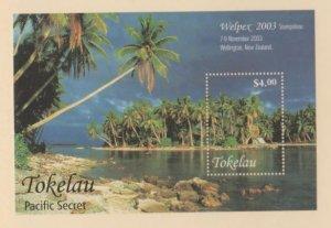 Tokelau Islands Scott #324 Stamps - Mint NH Souvenir Sheet