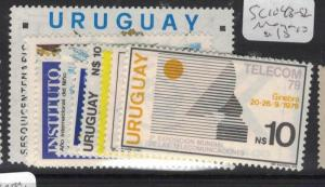 Uruguay SC 1043-52 MOG (9dtz)