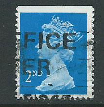 Great Britain SG 1445