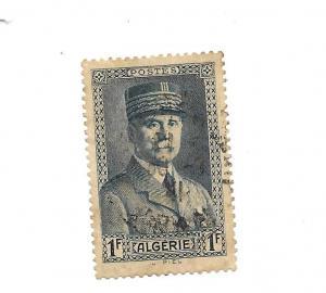 Algeria 1941 - Scott #135 *