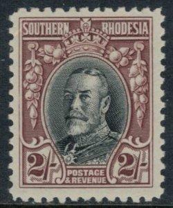 Southern Rhodesia #28*  CV $27.50