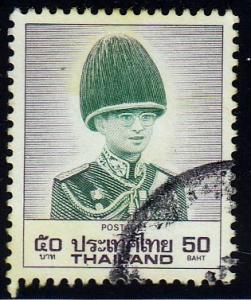 Thailand #1251 used . King Bhumilbol Adulyadej, 1988.PM