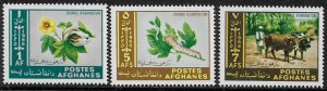 Afghanistan #730-2 MNH Set - Day of Agriculture