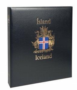 DAVO LUXE Iceland Album  (1873 - 2019), Volumes I - III