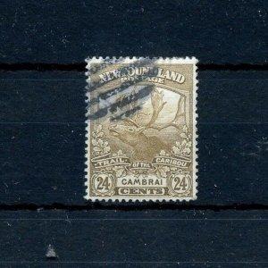 NFLD #125  Cat $60 stamp CAnada