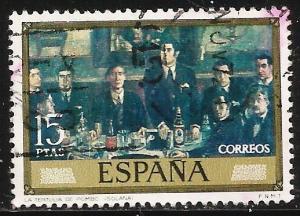 Spain 1972 Scott# 1711 Used