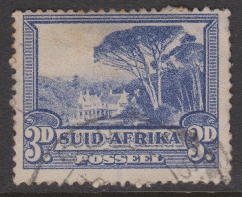 South Africa Sc#57b Used