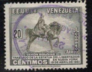 Venezuela  Scott C324 Used  stamp