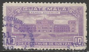 GUATEMALA C138 VFU Z994-1