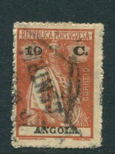 Angola #148 Used - Penny Auction