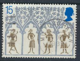 Great Britain SG 1462  Used   - Christmas