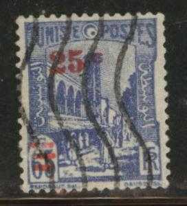 Tunis Tunisia Scott 147 used 1940 stamp