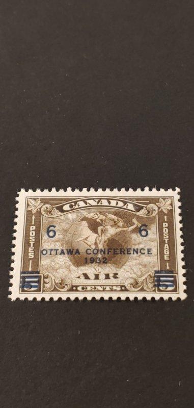 Canada #C4 MH