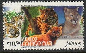 MEXICO CONSERVA 2269, $10.50P CATS. MINT, NH. VF.