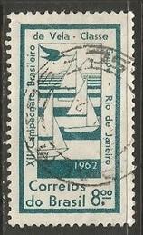 BRAZIL 941 VFU O614-2